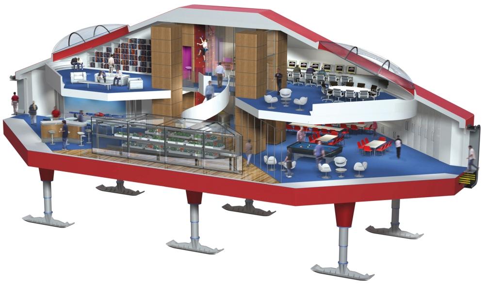 central-module-interior