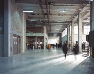Réhabilitation Palais de Tokyo, Lacaton&Vassal 2014