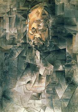 Picasso - Portrait d_Ambroise Vollard