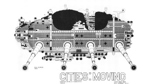 Ron-Herron-cities-moving-1964-archigram